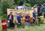 United Retriever Club mixed gun dog tests