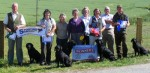 Hinton Park Farm hosts West of England labradors