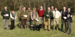 Kintbury Gundog Club's Spring Working Test